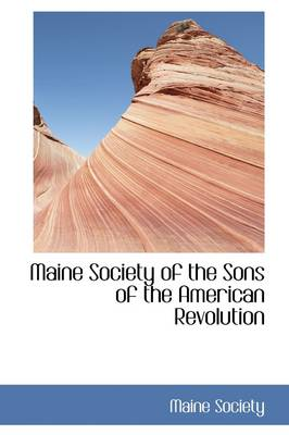 Maine Society of the Sons of the American Revolution