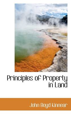 Principles of Property in Land