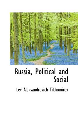 Russia, Political and Social