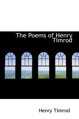 The Poems of Henry Timrod
