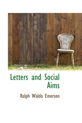 Letters and Social Aims