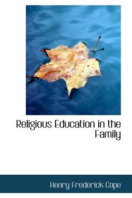 Religious Education in the Family