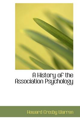 A History of the Association Psychology