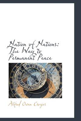 Nation of Nations: The Way to Permanent Peace
