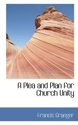A Plea and Plan for Church Unity