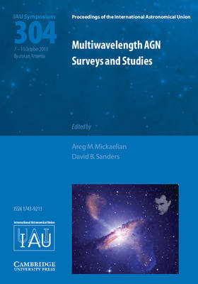 Multiwavelength AGN Surveys and Studies (IAU S304)