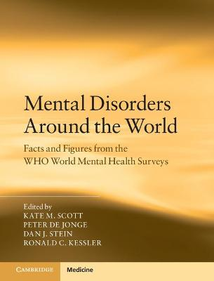 Mental Disorders Around the World: Facts and Figures from the WHO World Mental Health Surveys