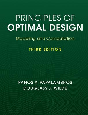 Principles of Optimal Design: Modeling and Computation