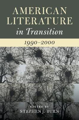 American Literature in Transition, 1990-2000