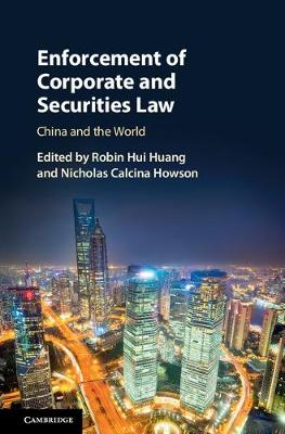 Enforcement of Corporate and Securities Law: China and the World