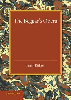 The Beggar's Opera: Its Predecessors and Successors