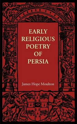 Early Religious Poetry of Persia