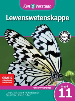 Study and Master Life Sciences Grade 11 CAPS Teacher's File Afrikaans Translation