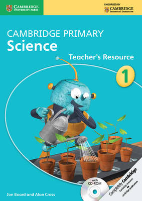 Cambridge Primary Science Stage 1 with CDROM Teacher's Resource with CD-ROM