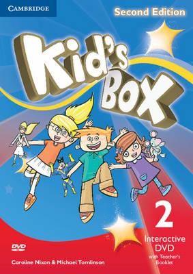 Kid's Box Level 2 Interactive DVD (NTSC) with Teacher's Booklet