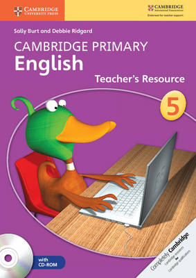 Cambridge Primary English Stage 5 Teacher's Resourse Book with CD-ROM