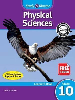 Study & master physical sciences: Gr 10: Learner's book