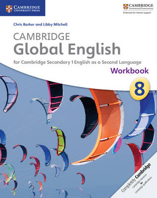 Cambridge Global English Stages 7-9 Stage 8 Workbook