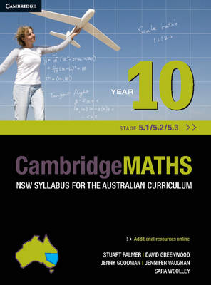 Cambridge Mathematics NSW Syllabus for the Australian Curriculum Year 10 5.1, 5.2 and 5.3