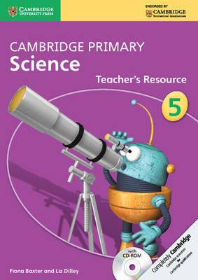 Cambridge Primary Science Stage 5 Teacher's Resource Book with CD-ROM