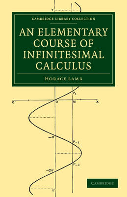 An Elementary Course of Infinitesimal Calculus