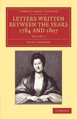 Letters Written between the Years 1784 and 1807