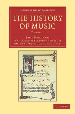 The History of Music: Volume 1