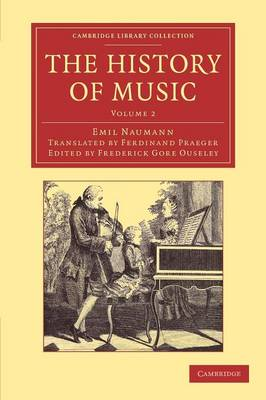 The History of Music: Volume 2