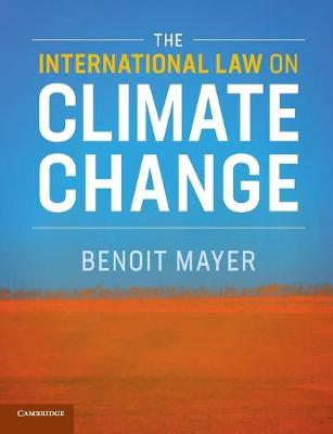 The International Law on Climate Change