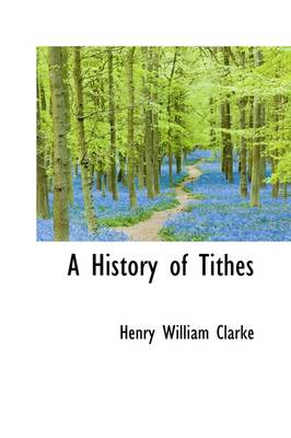 A History of Tithes
