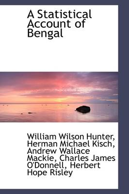 A Statistical Account of Bengal