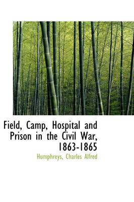 Field, Camp, Hospital and Prison in the Civil War, 1863-1865