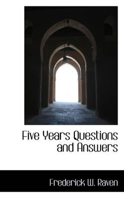 Five Years Questions and Answers