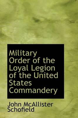 Military Order of the Loyal Legion of the United States Commandery