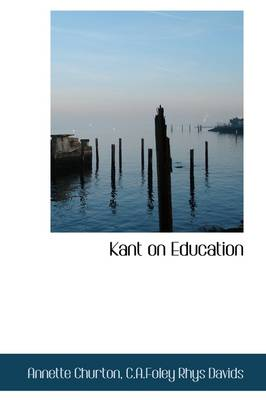 Kant on Education