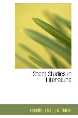 Short Studies in Literature