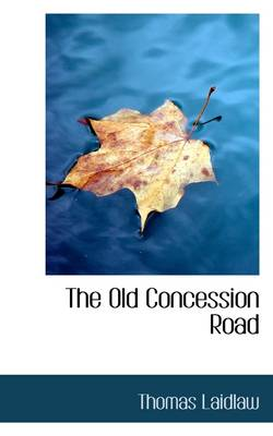 The Old Concession Road