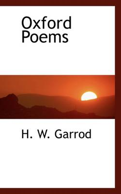 Oxford Poems
