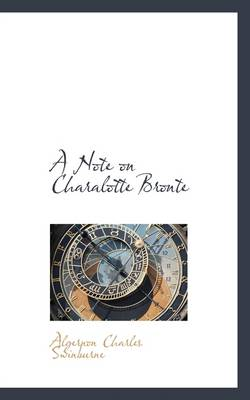 A Note on Charalotte Bronte