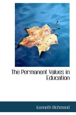 The Permanent Values in Education