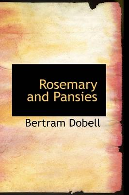 Rosemary and Pansies