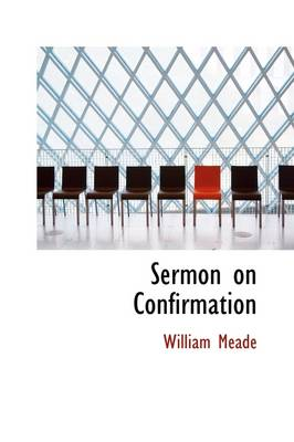 Sermon on Confirmation