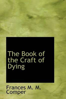 The Book of the Craft of Dying