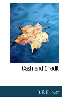 Cash and Credit
