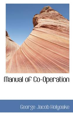 Manual of Co-Operation