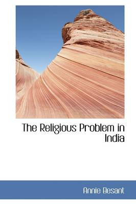 The Religious Problem in India