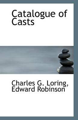 Catalogue of Casts