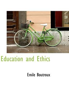 Education and Ethics