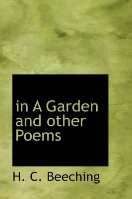 In a Garden and Other Poems