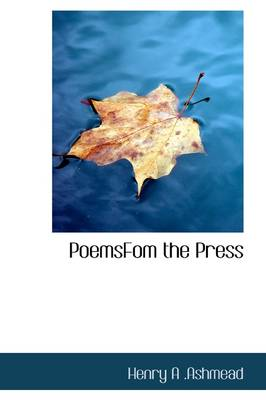Poemsfom the Press